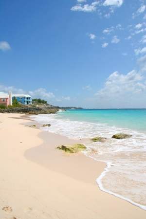 bermuda: Bermuda beach front, Bermuda