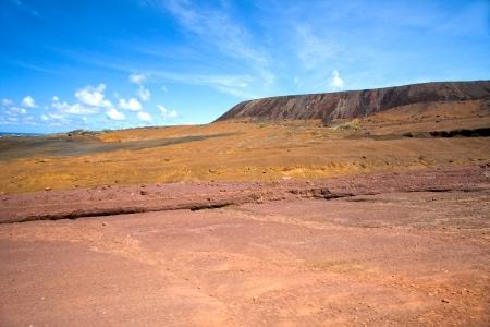 ascension: Landscape of Ascension Island