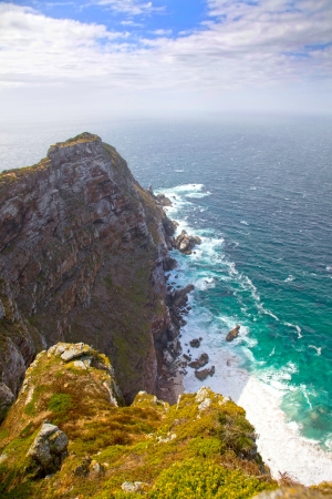cape of good hope: The Cape of Good Hope, South Africa.