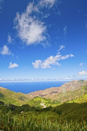 helena: Landscape of St Helena Island