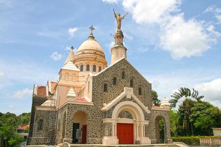 martinique: St  Louis Cathedral, Fort-de-France, Martinique