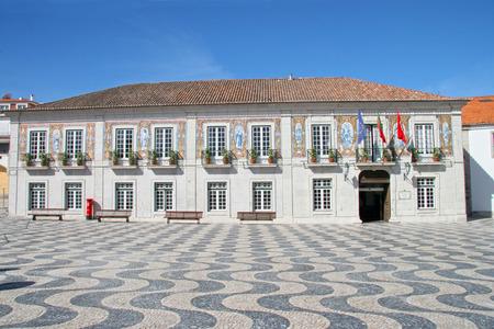 Cascais town hall, Cascais, Portugal
