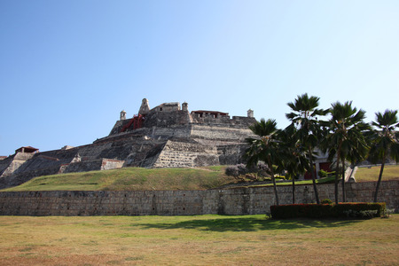 San Felipe de Barajas is a fortress in the city of Cartagena, Colombia.