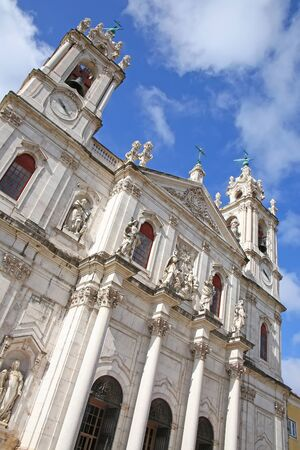 The Estrela Basilica or the Royal Basilica and Convent of the Most Sacred Heart of Jesus, is a minor basilica and ancient carmelite convent in Lisbon, Portugal.