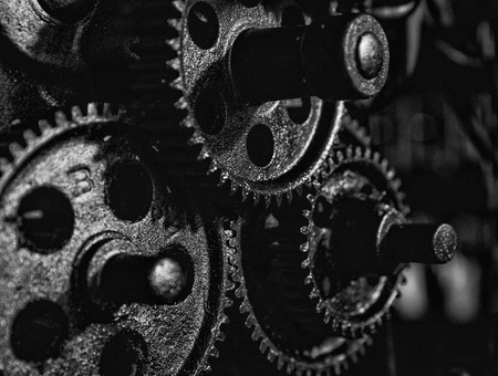 Cogs in the Abandoned Mill