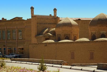 uzbekistan: View Magoki-Attori. Uzbekistan