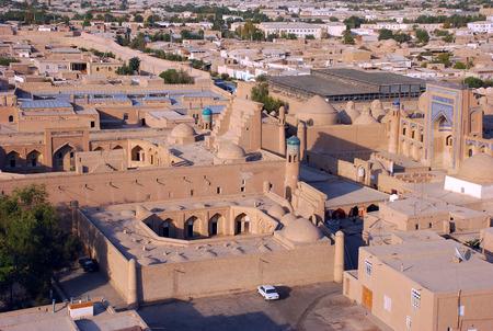 inner city: Ichan-Kala - inner city, Khiva