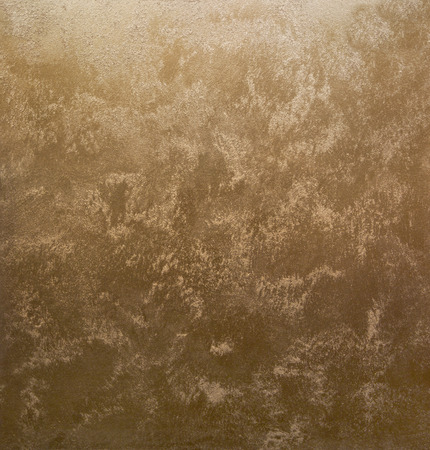 Light Sand Streaks On A Dark, Bronze Background. Interior Design. Decorative  Coating For