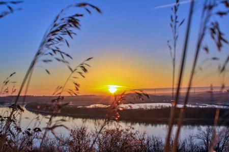 Sunrise River Valley