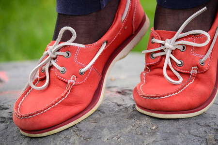 moccasins: moccasins natural female feet