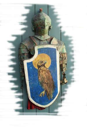 knight in armor: knight armor  Stock Photo