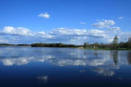 Kaunissaare lake Stock Photo - 931803