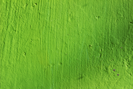 Green concrete wall texture for background usage.