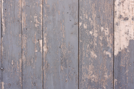 Background from grey old wooden boards with texture