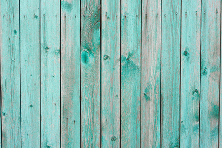 Background from green old wooden boards with texture Stock fotó