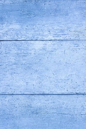 Blue old wooden boards with texture