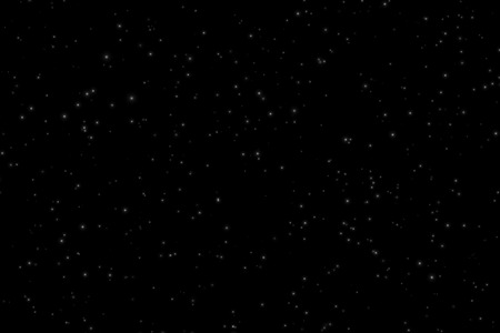 Stars in the night sky background photo