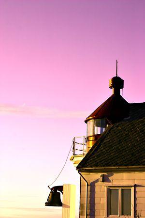 kristiansand: Lighthouse in Kristiansand, Norway