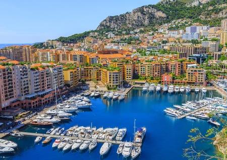 monte carlo: Cityscape of Monte Carlo, Monaco