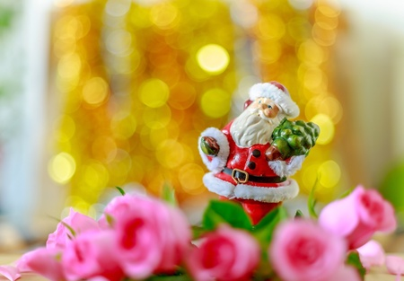 Santa Claus figure, Christmas holidays decoration
