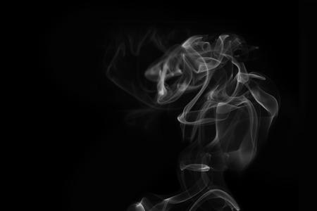 white smoke: White smoke background Stock Photo
