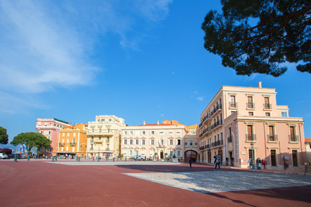 mediteranean: Princess Grace Grand Palace at Monaco Editorial