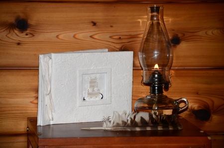 candil: l�mpara de aceite