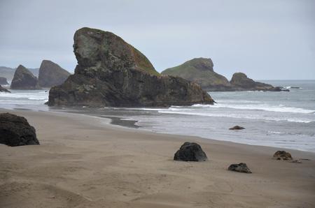 ocean and beach photo