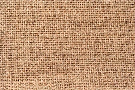 Brown closeup detail jute pattern background
