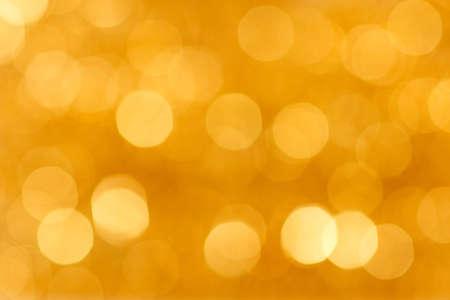 blurred golden background