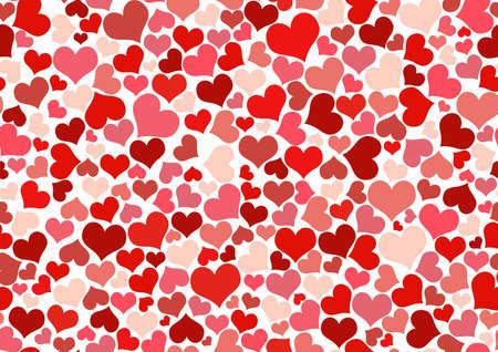 seamless heart wallpaper