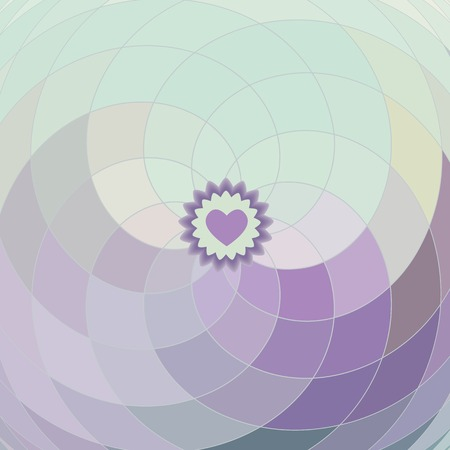 pale colors: Vector spiral background   Abstract form   pale colors