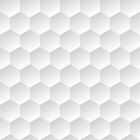 white geometric background with hexagons.  Use as a backdrop, the fill pattern