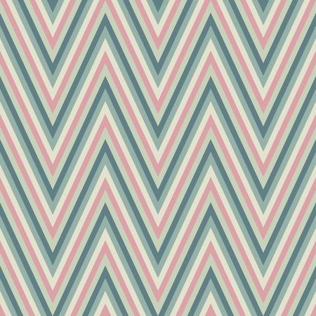 vintage zigzag chevron.  Vector