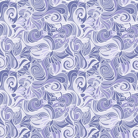 psychoanalysis: Seamless abstract hand-drawn texture. Bright color. Endless floral pattern. Can be used for wallpaper, pattern, backdrop, surface textures. color seamless floral background