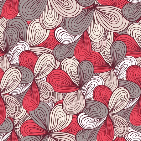 clots: Seamless wave hand-drawn pattern, waves background. Can be used for wallpaper, pattern fills, web page background,surface textures.