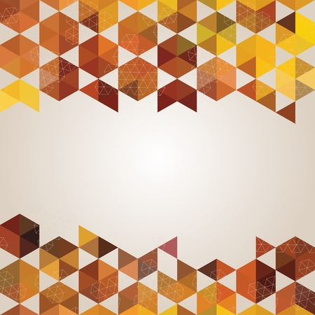 abstract background banner of hexagon. Use as a backdrop card, banner. Vector