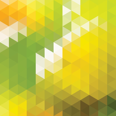 repeated: Colorful pattern of geometric shapes. Triangle texture. Geometric retro background. place for your text on the top. Colorful mosaic triangle banner.