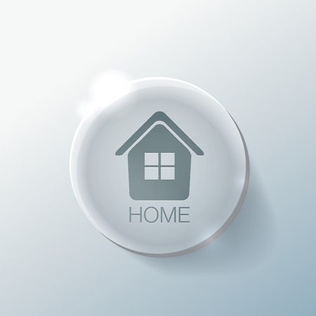 the icon home Illustration