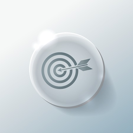 target sign Vector
