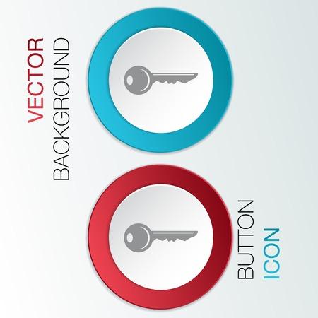 key sign Vector
