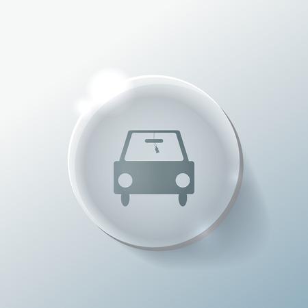 auto sign: muestra del coche.