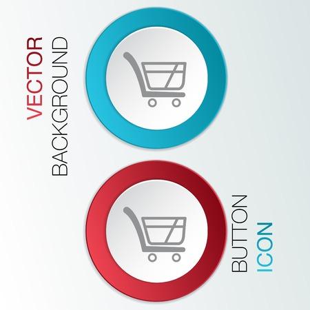 internet shop: cart online store, Internet shop. basket shopping.