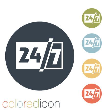 Charakter 24 7 Zeichen.
