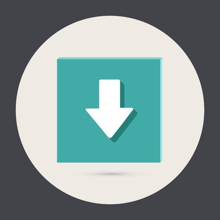 web arrow symbol