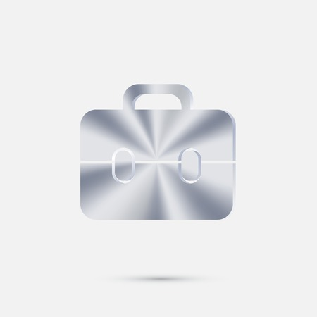 briefcase symbol Vector