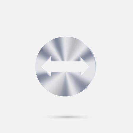 move arrows sign Vector