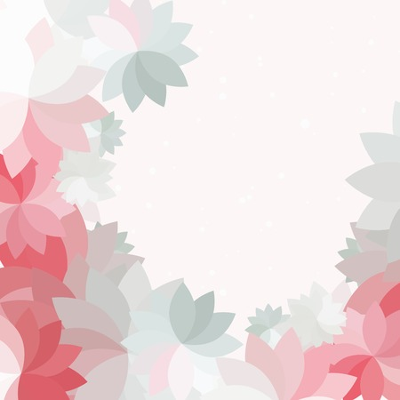 petal: Abstract petal pink flower background
