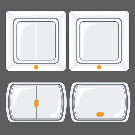switcher: Set of switch, circuit breaker, switcher.