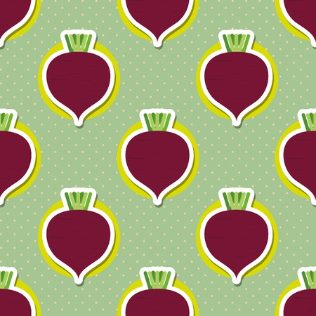beet: beet pattern Seamless texture with ripe beetroot.